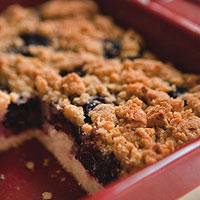 Cherry Breakfast Cake