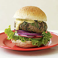 Audacious, Herbaceous Beef Burgers