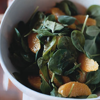 Citrus Salad with Poppy-Seed Dressing