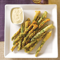 Asparagus Tempura