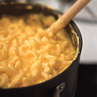 Stovetop Cheddar Mac