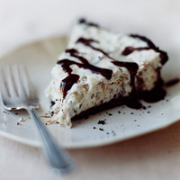 Almond Joy Mousse Cake