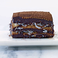 Grand Marnier Layer Cake