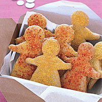 Spice Girl Cookies