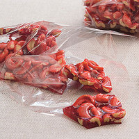 Red-Hot Cashew Brittle