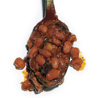 Baked Beans with Burnt Ends