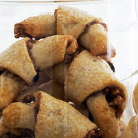 Black and Blue Berry Rugelach
