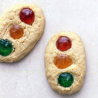 Red Light, Green Light Cookies