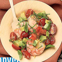 Seashore Shrimp Salad