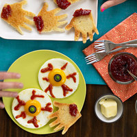 Severed-Hand Toasts