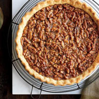 Caramel-Walnut Pie