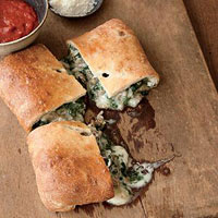 Go Green Giant Calzone