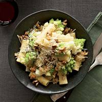 Romanesco Broccoli and Rigatoni