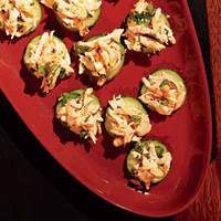 Thai Chicken Salad Bites