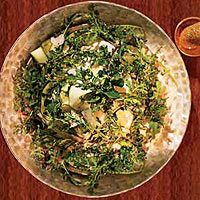 Shaved Zucchini-and-Parmesan Salad