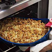 Sweet Onion Mac 'n' Cheese