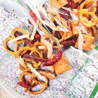 Cheeseburger-and-Fries Trail Mix
