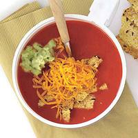 South-of-the-Border Tomato Soup