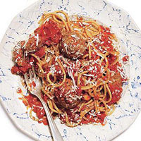 Psghetti and Meatballs