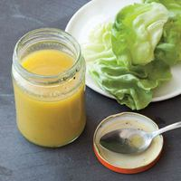 Honey-Mustard Vinaigrette