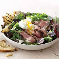 Bistro Steak-and-Egg Salad