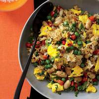 Fragrant Fried Rice Pilaf