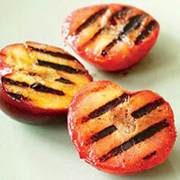 Grilled Pluots