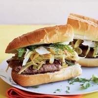 Johnnie Cs Sweet Italian Sausage Subs with Fennel and Onions