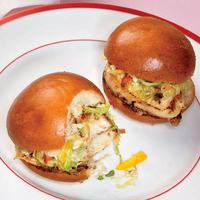 Chicken Delight Sliders