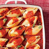 Dairy-Free Stuffed Shells