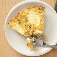 Lemon Chicken Frittata