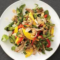 Mango, Pork and Watercress Salad