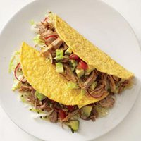 Pork-and-Avocado Tacos