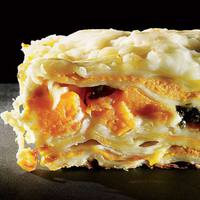 Autumn Golden Vegetable Lasagna