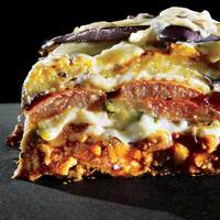 Sock-It-to-Me Moussaka Lasagna