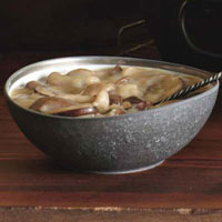 Mixed Mushroom Skillet Gravy