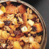 Fruited Brioche Stuffing