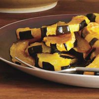 Roasted Acorn Squash with Brown Butter