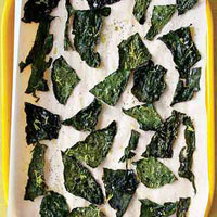 Lemon-Pepper Kale Chips