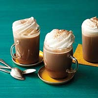 Sherry Hot Cocoa