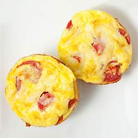 Use-Your-Noodle Mini Frittatas