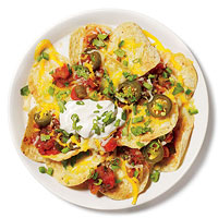 Classic Nachos