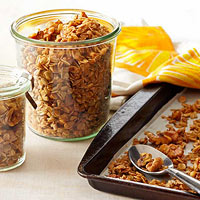 Snacks in a Snap: Savory Granola