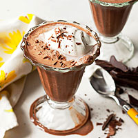 Frozen Hot Cocoa