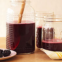 Slow-Cooker Blackberry Cordial