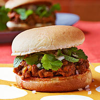 Indian-Style Sloppy Joes