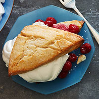 Cherry Shortcakes
