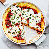 Pizza Frittata