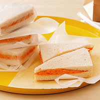 Pimiento Cheese Sandwiches
