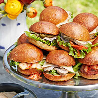 Photo-Finish Pork Sliders
